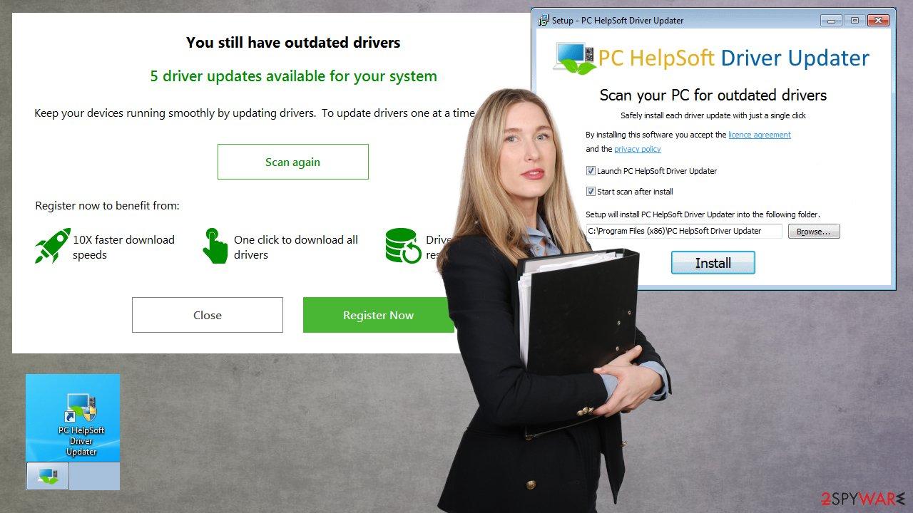 PCHelpSoft Driver Updater Keygen