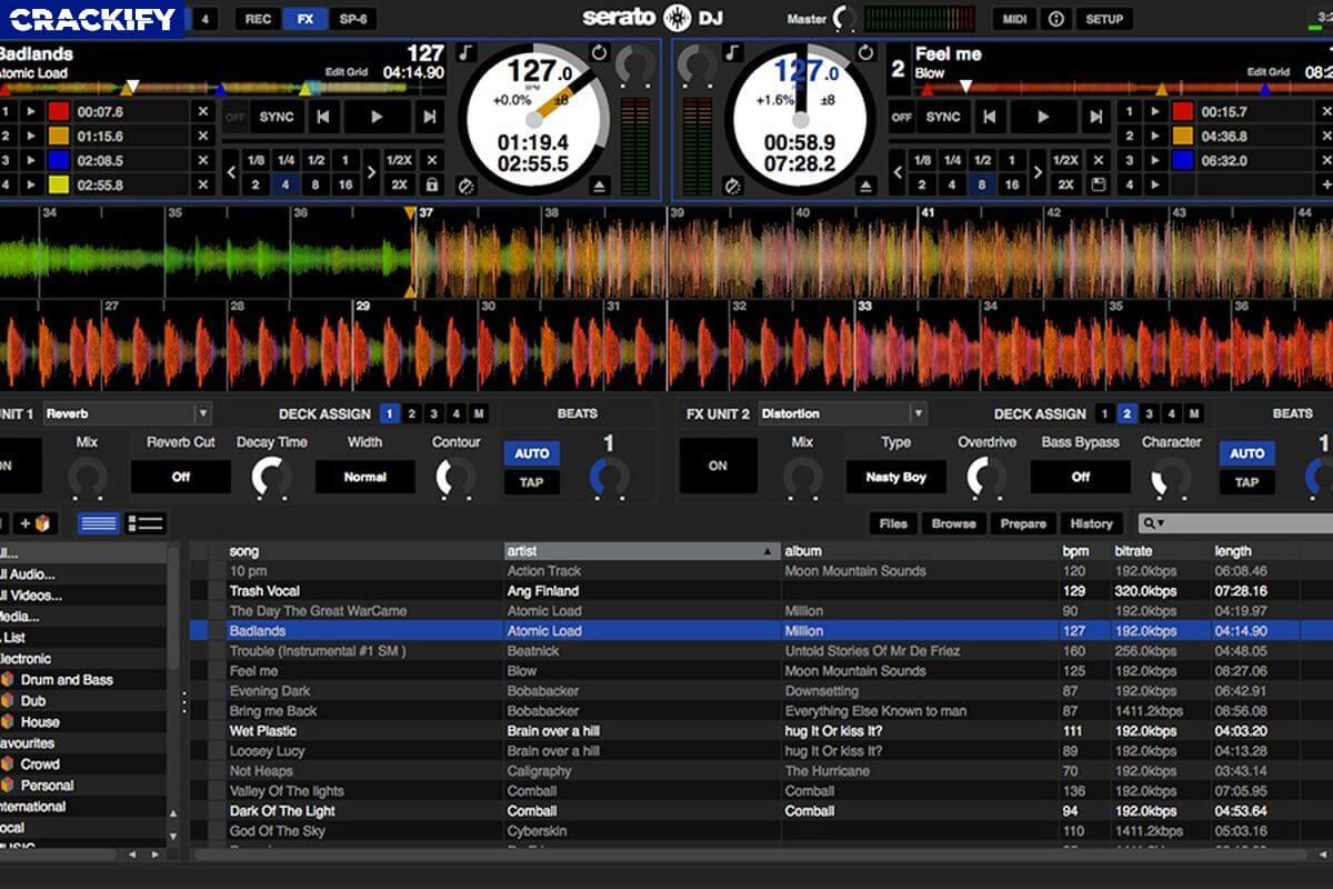 Serato DJ Pro Serial Key