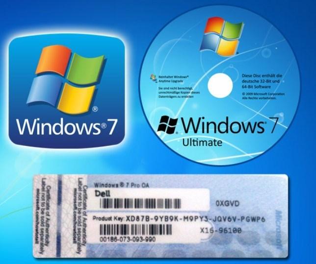 Window 7 Serial Key