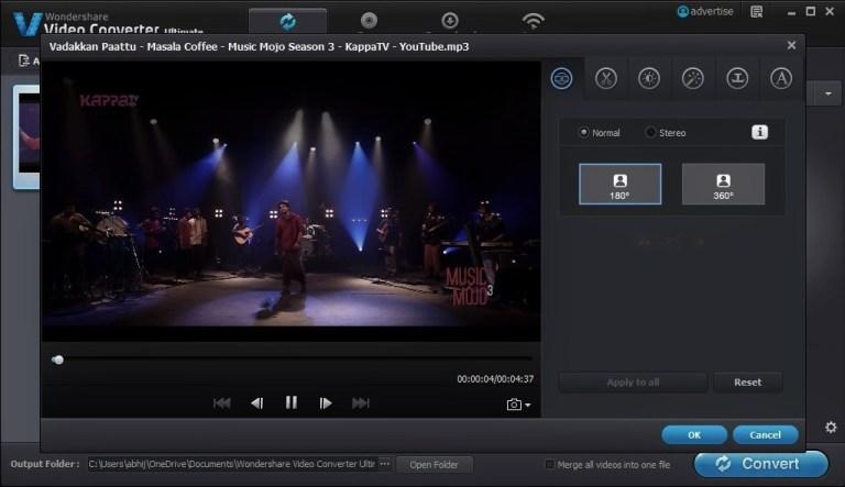 Wondershare Video Converter License Key
