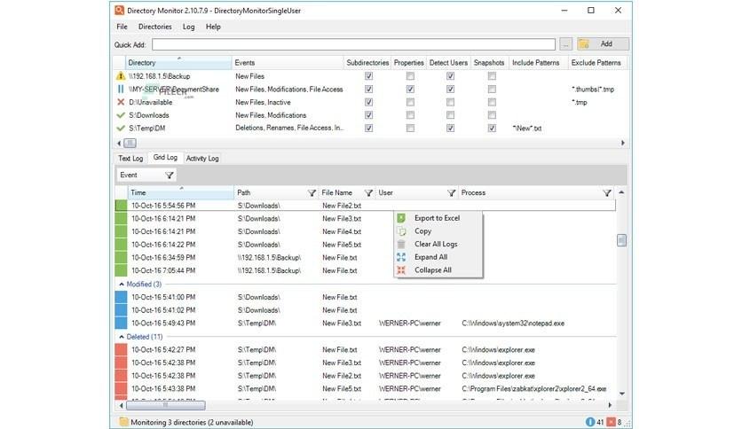 Directory Monitor Pro License Key