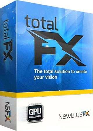 NewBlueFX TotalFX Crack
