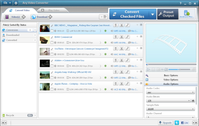 Any Video Converter Ultimate Serial Key
