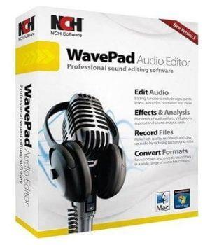WavePad Sound Editor Masters Keygen