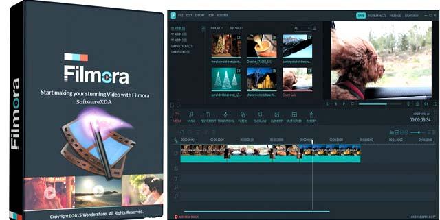 Wondershare Filmora License Key