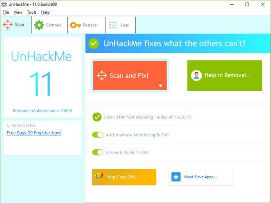 UnHackMe 12 License Key